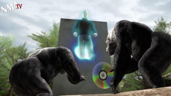 Steve Jobs Space Odyssey 2001 black monolith