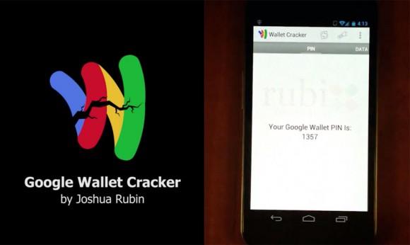 Google Wallet Cracker