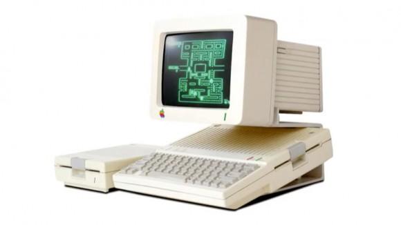 Retro Apple Computer Pac-Mac