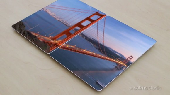 Aatma Studio iPad 3 concept