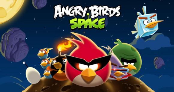 Angry Birds Space iPhone iPad Mac game