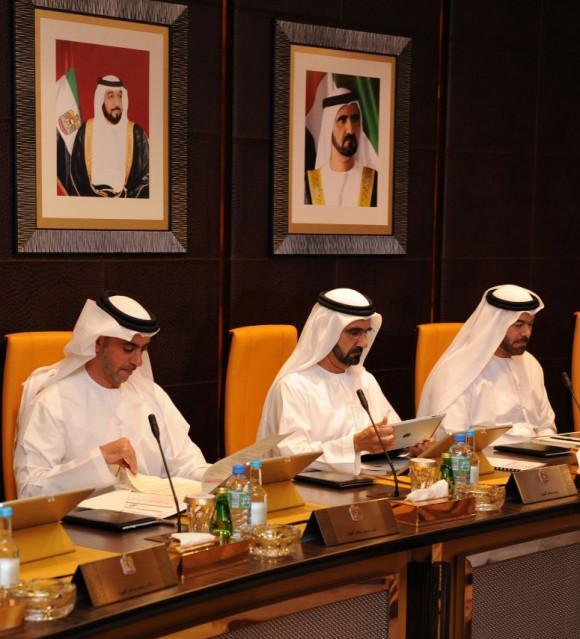 HH Sheikh Mohammed bin Rashid Al Maktoum iPad