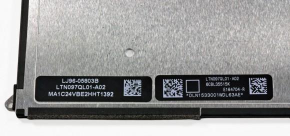 LTN097QL01-A02 IPS LCD