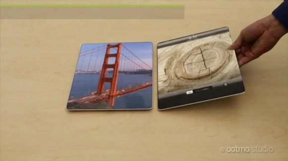 NFC iPad 4 concept