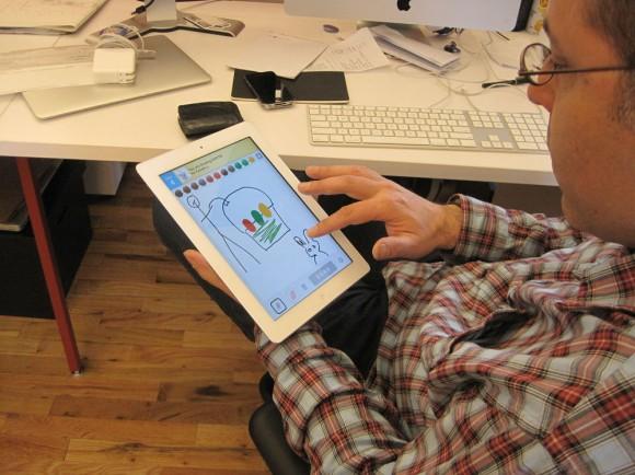 OMGPOP CEO Dan Porter iPad iPhone Mac User