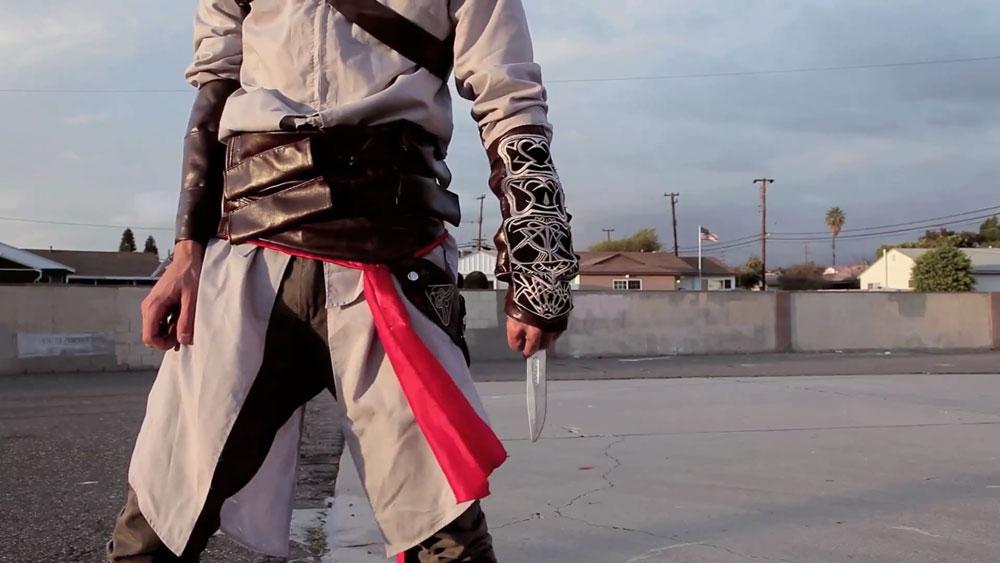 Real Life Assassins Creed FinalCutKing | Obama Pacman
