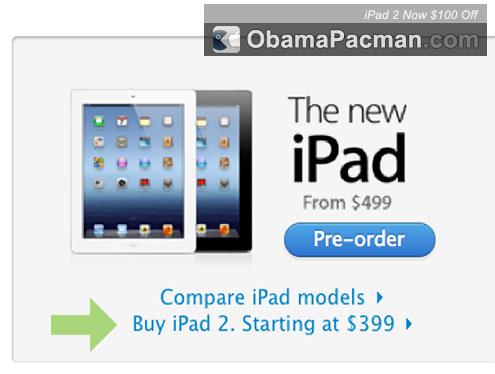 iPad 2 discount