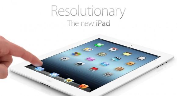 iPad 3 resolutionary