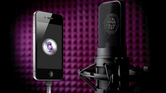 iPhone Siri microphone