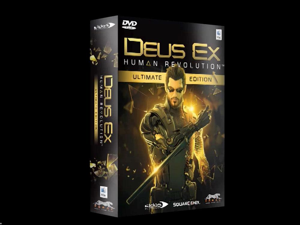 Deus Ex: Human Revolution - Ultimate Edition 2019 pc game Img-1