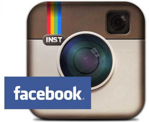 Instagram Facebook logo