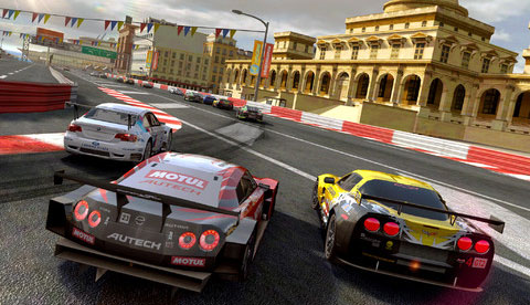 Real Racing 2 for iPhone iPad