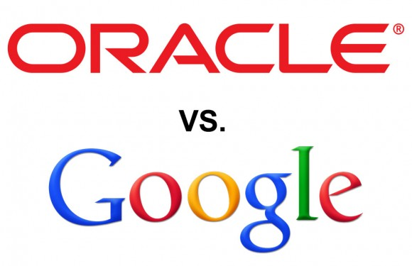 Oracle Google logo