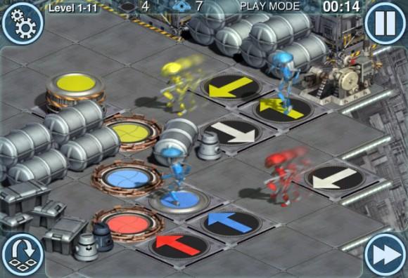 Star Wars Pit Droids iOS