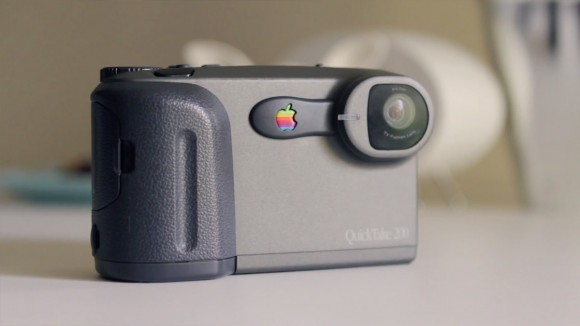 Apple Quicktake 200 digital camera