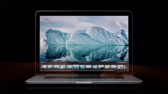 Retina MacBook Pro TV Ad