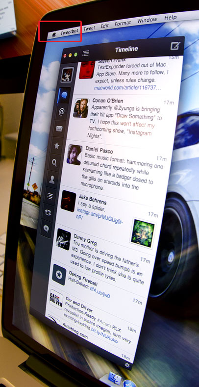 TweetBot Mac Twitter client