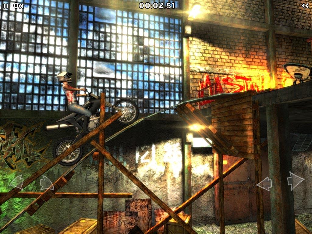 Trials Arcade Game a Xbox Live Arcade Game