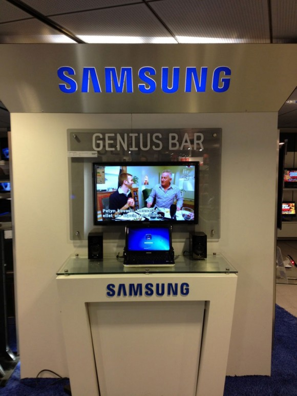 Samsung Genius Bar