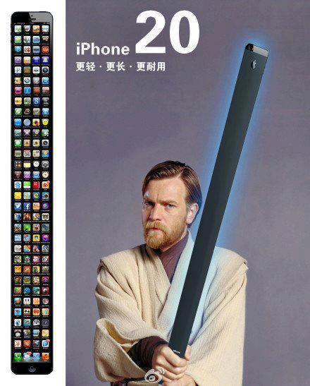 Obi Wan Kenobi iPhone 20