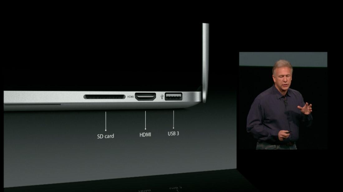 13 Inch Macbook Pro Ports Right Hdmi Sd Card Reader