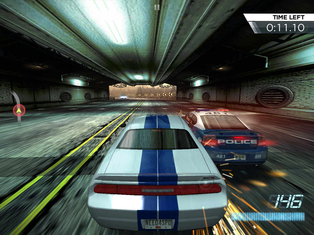 Police Car Need For Speed Most Wanted