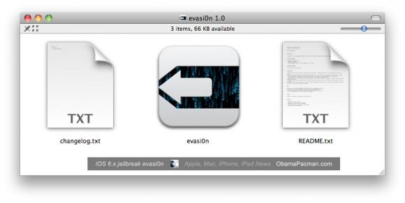 iOS 6.1 jailbreak evasi0n download