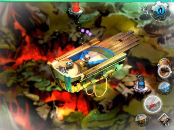 Bastion iPhone iPad action RPG