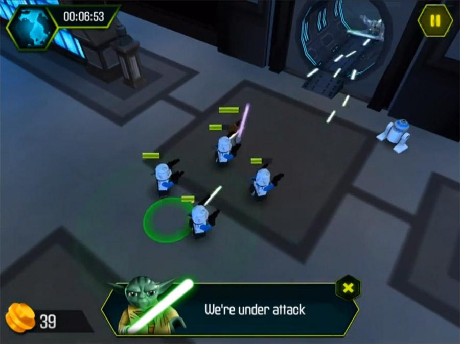 91 Lego Star Wars Apk Download Apk Lego Star Wars Force Builder