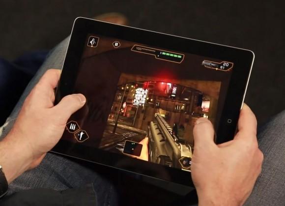 Deus Ex The Fall iPad tablet game