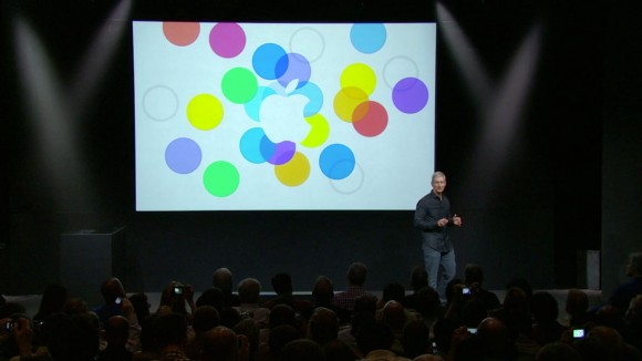 Apple 2013 fall iPhone 5s 5c media event video