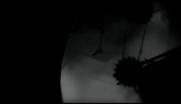 Limbo rope swing