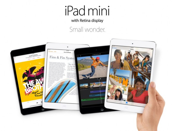 2013 iPad mini with Retina Display