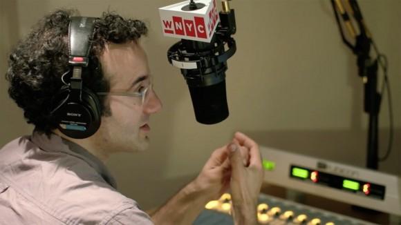 Radio Lab Jad Abumrad WNYC public radio