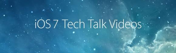 Apple Tech Talks 2013